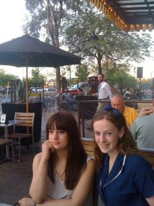 Elizabeth Blue, Julianna Meagher, Cup Cafe, Tucson, AZ