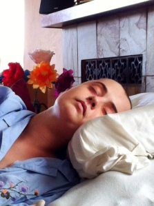 Elizabeth Blue, Lucia Maya, hospice,