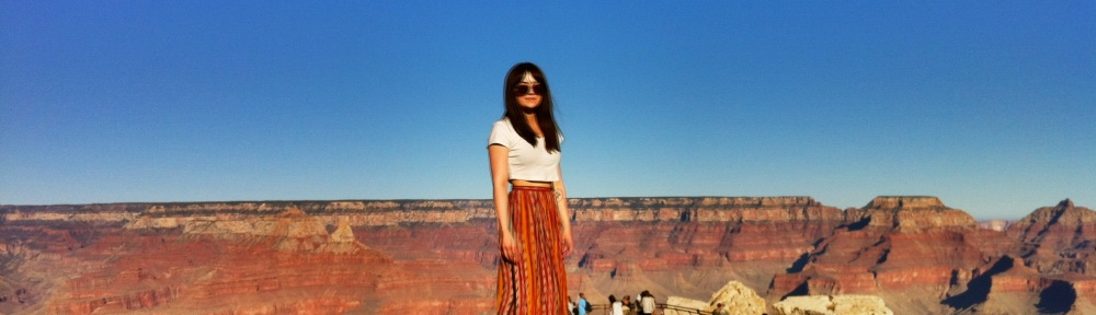 Elizabeth Blue, assumptions, grand canyon,