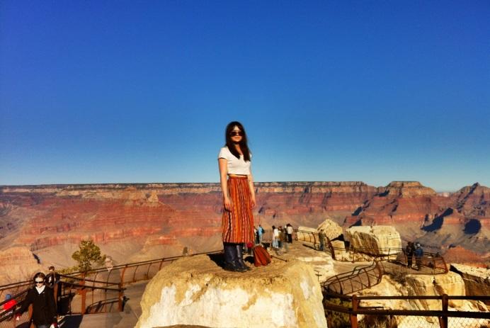 Elizabeth Blue, assumptions, grand canyon,