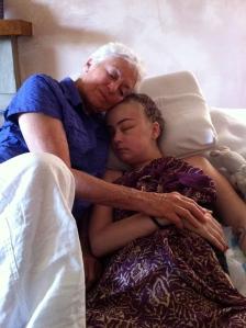 Elizabeth Blue, hospice,