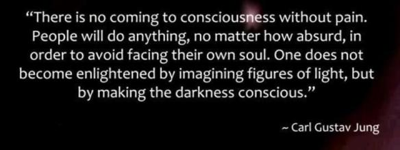 carl jung, jung, coming to consciousness