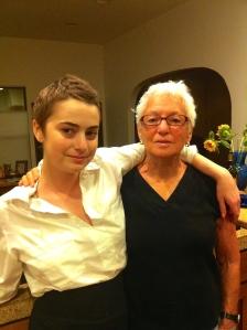 Elizabeth Blue, lymphoma