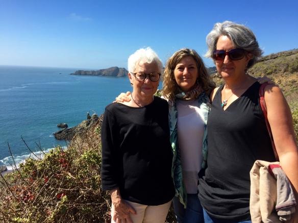 Lucia Maya, Elizabeth Blue, Elizabeth Meagher