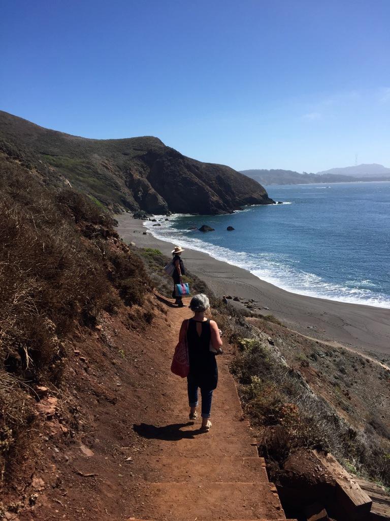 Marin Headlands, Elizabeth Blue, Lucia Maya