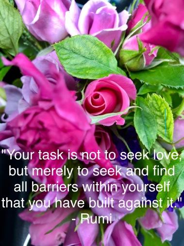 Rumi, Elizabeth Blue, Lucia Maya,
